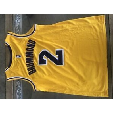 andre drummond lakers jersey for sale