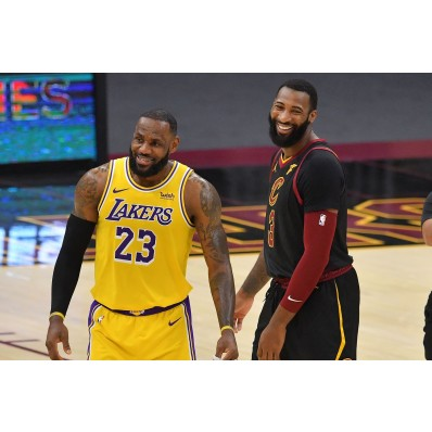 andre drummond lakers jersey number