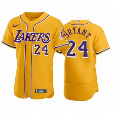 lakers mlb jersey
