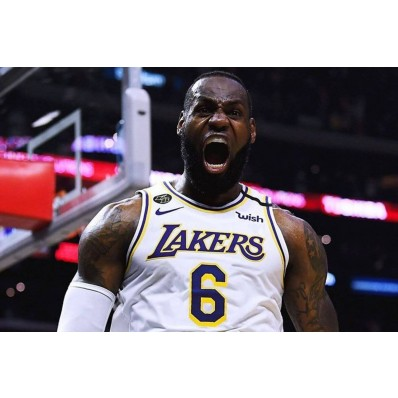 lebron james number six lakers jersey
