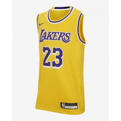 los angeles lakers basketball jersey