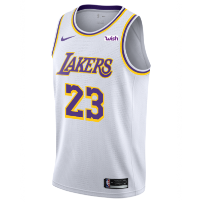 los angeles lakers button up jersey