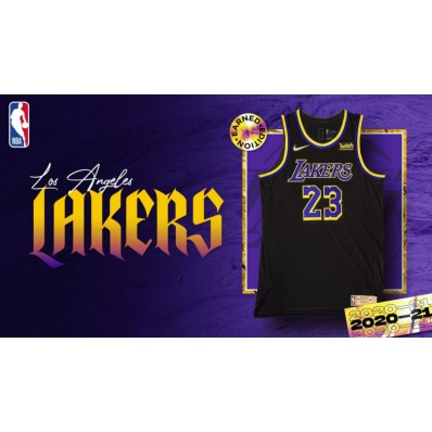 los angeles lakers jersey ad