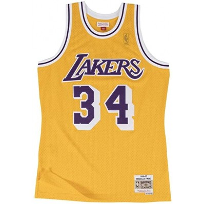 los angeles lakers jersey oneal