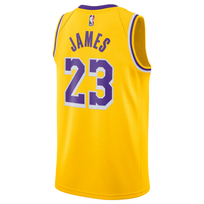 youth lebron james lakers jersey