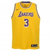 anthony davis youth lakers jersey