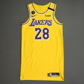 quinn cook jersey lakers