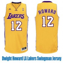 dwight howard jersey number lakers