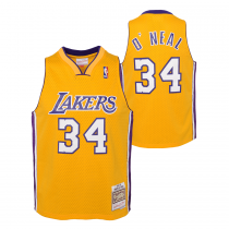 shaquille o'neal jersey lakers youth